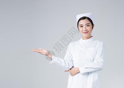 护士形象照图片