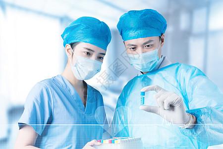 医学研究的专家图片