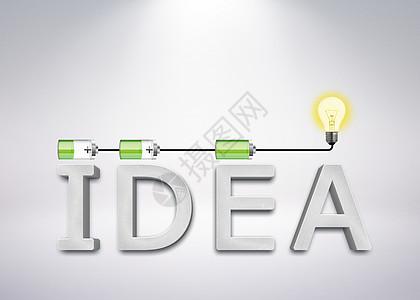 商务灵感创意图片