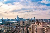上海杨浦区城市建筑风光图片