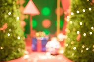 圣诞节日装饰布置图片