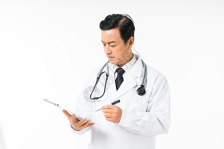 男医生人物形象图片