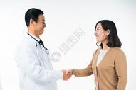 医生病人患者治疗图片