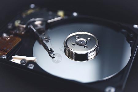 硬盘数据存储图片