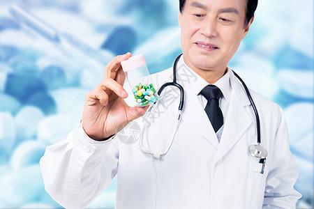 医疗药品研究人员图片