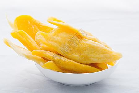 芒果干蜜饯实拍图片