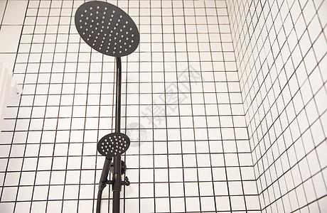 浴室淋浴喷头图片