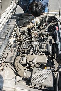 汽车修理零部件图片