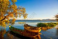 岁月静好的洱海风光图片