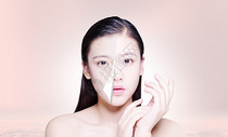 皮肤健康祛痘美白图片