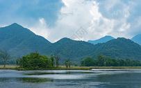 神农架大九湖湿地风景图片