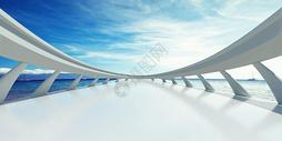 大气建筑背景图片