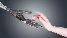 人工智能商务概念图片
