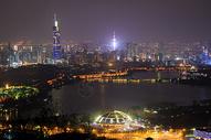 南京玄武湖图片