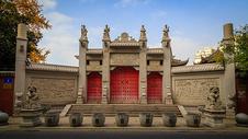 南京毗卢寺图片