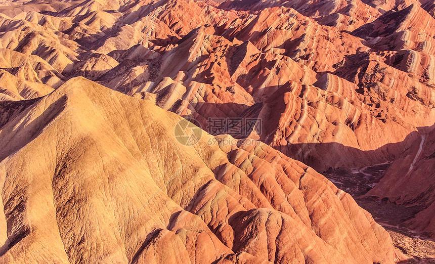 甘肃著名旅游景区张掖丹霞地质公园图片