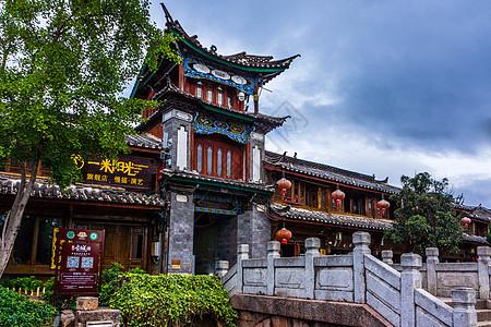 云南丽江古镇图片