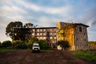 非洲著名的肯尼亚树顶酒店图片