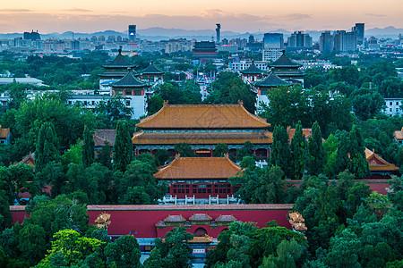 北京城市景观图片