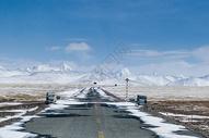 西藏雪山公路图片