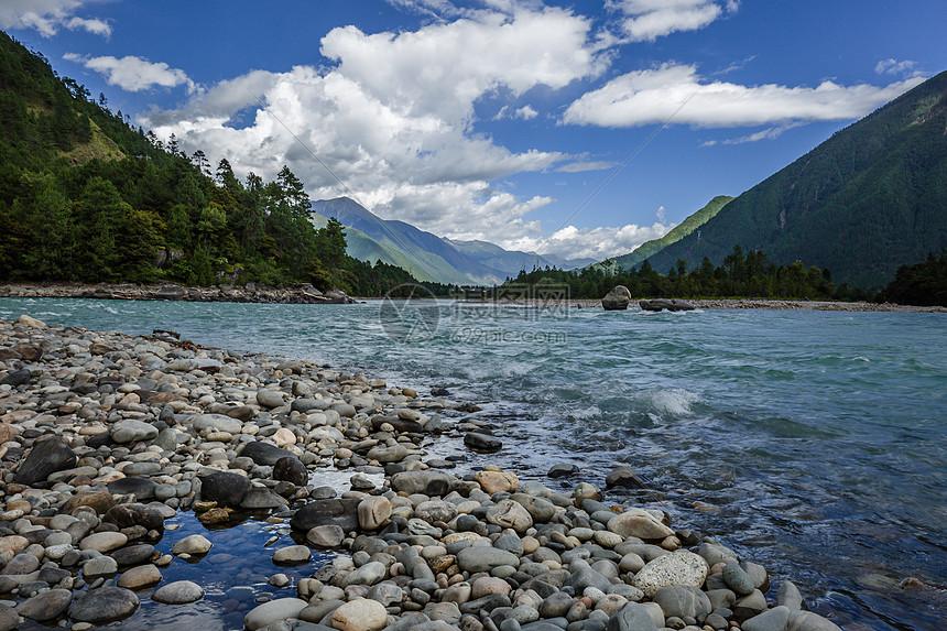 西藏美景图片