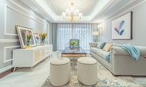 明亮的客厅图片