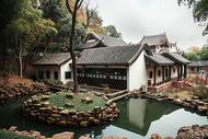 湖南岳麓书院图片