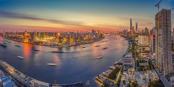 全景上海图片