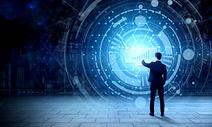 科技互联网商务背景图片