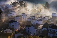 石城晚秋之晨图片