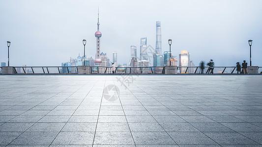 城市地板背景图片