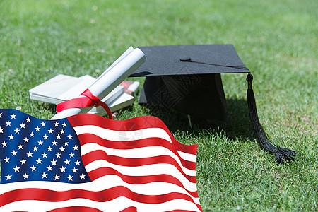 出国留学毕业在海外图片