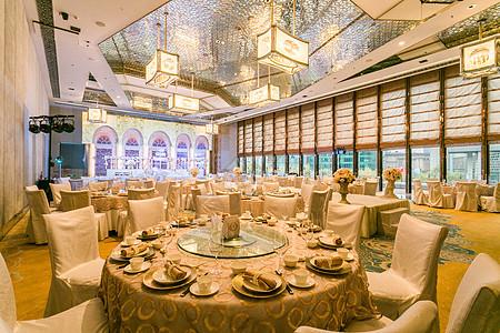 婚礼酒店宴会厅图片
