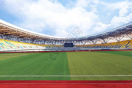 体育场地背景图片