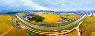 乡村田园风光图片