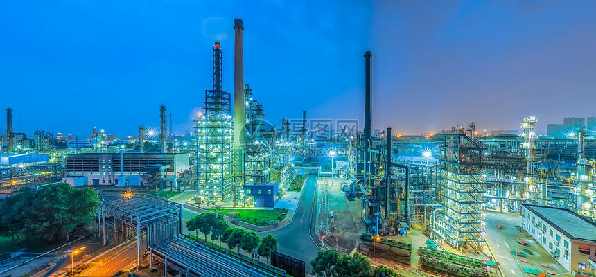 智能工厂全景图图片