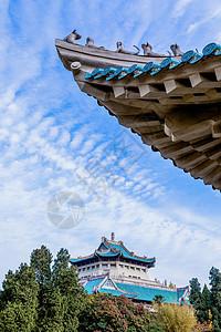 湖北武汉大学建筑图片