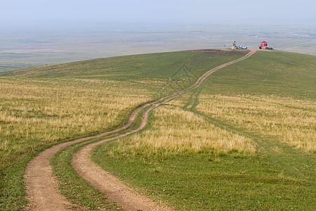 呼伦贝尔大草原美景图片