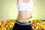 健康减肥瘦身图片