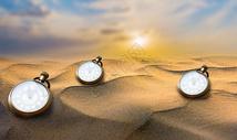 时间飞逝概念图图片