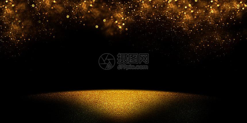 黑金背景图片