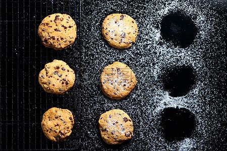 曲奇饼干图片