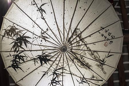 中国风纸伞高清图片