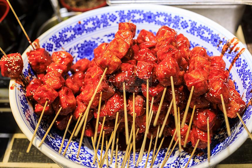 四川成都小吃美食菠萝美食家的特色a小吃图片