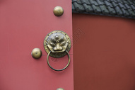 中国元素的门500750837图片
