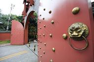 中国元素的门500750839图片