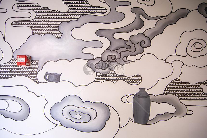 中国风祥云图片