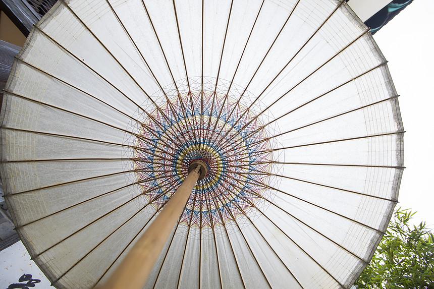 中国风纸伞图片