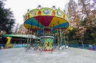 公园里的儿童乐园图片