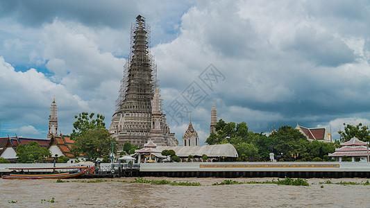 曼谷郑王庙图片